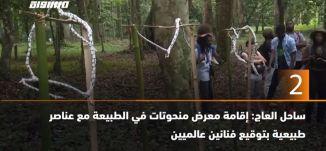 60 ثانية -ساحل العاج: إقامة معرض منحوتات في الطبيعة مع عناصر طبيعية بتوقيع فنانين عالميين   12.12