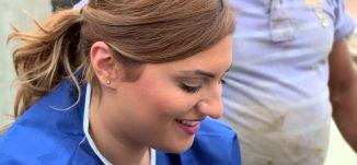 نانسي حوا - من الغناء الى ورشة البناء  - شغل زلام -9-11-2015- قناة مساواة الفضائية - Musawa Channel