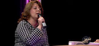 اغنية مدام بتحب بتنكر ليه - سهير دلال (فنانة معتزلة ) - #شوبالبلد - 9-3-2017- قناة مساواة الفضائية