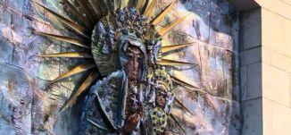 كنيسة البشارة - لاتين الناصرة - 11-9-2015- قناة مساواة الفضائية -عين الكاميرا - Musawa Channel