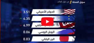 أخبار اقتصادية - سوق العملة -19-4-2018 - قناة مساواة الفضائية - MusawaChannel