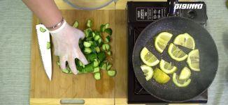 مطبخنا غير : وصفة طبخ : سلطة الخيار والليمون ،صباحنا غير،22.5.2019،قناة مساواة