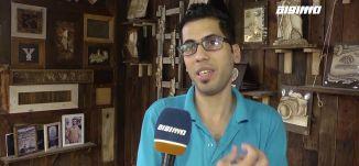 غزة: النحات يوسف الهندي يجسد حلم العودة بمنحوتات خارطة فلسطين ،بانوراما مساواة،14.05.20