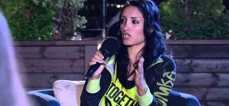 سجود محاجنة - معلقة رياضية كسرت القاعدة -رمضان show بالبلد 28-6-2015 - قناة مساواة الفضائية