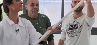 لونا منصور- معلمة دهان - شغل زلام -14-12-2015- قناة مساواة الفضائية - Musawa Channel