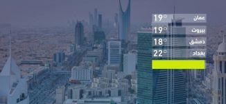 حالة الطقس في العالم -27-02-2020 - قناة مساواة الفضائية - MusawaChannel
