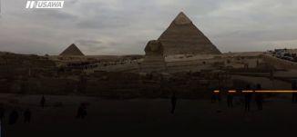 ب 60 ثانية ،مصر: أهرامات الجيزة تستقبل زائريها بعد يوم من هجوم على حافلة سياحية،30-12-2018