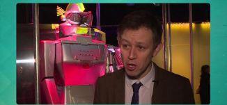 الروبوت في لندن -فقرة  Report 1- برنامج #USB - حلقة 21-2-2017 - قناة مساواة