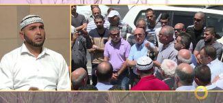 الشيخ فؤاد أبو قمير و خالد دغش - وقفة شعبيّة لحماية أوقاف حيفا - #صباحنا_غير-12-6-2016- مساواة