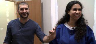 دنيا مخلوف - من إعلامية الى كهربجية  - شغل زلام -30-11-2015- قناة مساواة الفضائية - Musawa Channel