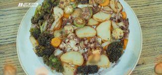 ''النفس والبصمة كتير مهمة بالطبخ '' - الشيف نائل زرقاوي - عالطاولة - ح28 - ج2- مساواة