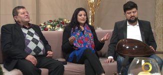 أسرة فنية وموروث غنائي - سناء موسى ، محمد موسى و علي موسى- #صباحنا_غير- 12-12-2016- مساواة