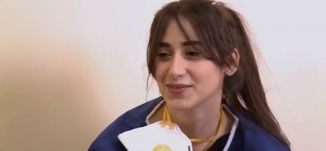 ماريا زريق - من التمثيل الى دهان السيارات - شغل زلام -11-1-2016 - قناة مساواة الفضائية
