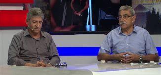 حياة الراحل رياض مصاروة  - رامز جرايسي و سعيد سلامة  - #الظهيرة -19-6-2016- قناة مساواة