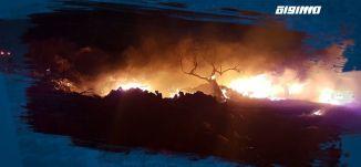 بعد اندلاع حرائق في لبنان، وبالتزامن مع اندلاع حريقين في يركا والمكر، ما هي مسؤوليتنا،ماركر،16.10