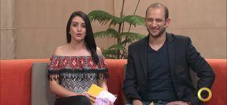 محمد بكري وعبد الله الصديق - معرض فلسطين الدولي و مسرحية المتشائل - #صباحنا_غير-10-5- مساواة