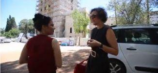 """""""ماذا فعل المقاول الاسرائيلي  بفيلا توما؟""""- سهى عراف -  حلقة 24- مشوار- مساواة"""